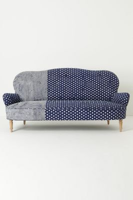 Mathilde Sofa, Dots - Anthropologie.com