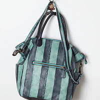 Anthropologie - Madrid Striped Tote