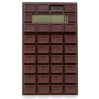 CHOCOLATE BAR SOLAR CALCULATOR