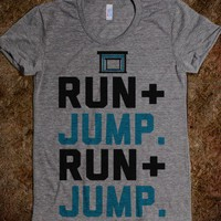 Hurles: Just Run and Jump (Juniors)