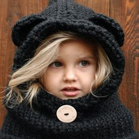 The Burton Bear Cowl - $5 | The Gadget Flow