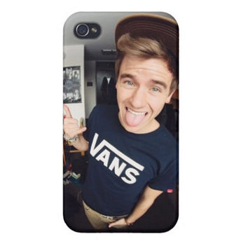 Connor Franta iPhone 4/4s/5 & iPod 4 Case