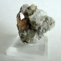 Topaz --  Topaz Mountain, Thomas Range, Juab Co., Utah
