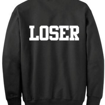 LOSER Crewnecks