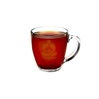 Perfectea Glass Tea Mug from Teavana