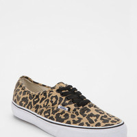 Urban Outfitters - Vans Authentic Van Doren Leopard Print Sneaker
