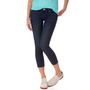 Lola Dark Wash Cropped Jegging - Aeropostale