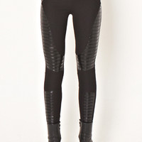 MARKET HQ | Absolute Zero Panelled Leggings