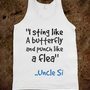 Uncle Si - Just Stuff - Skreened T-shirts, Organic Shirts, Hoodies, Kids Tees, Baby One-Pieces and Tote Bags