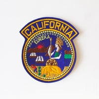 Vintage Patch, CALIFORNIA