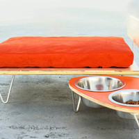 Modern Pet Bed with v-legs (Small Dog Bed/ Cat Bed)