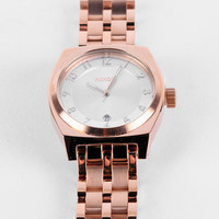 Nixon The Monopoly Watch in Rose Gold :: tobi