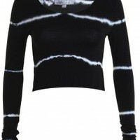 LOVE Tie Dye Long Sleeve Top - Love