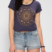 Urban Outfitters - Truly Madly Deeply Circular Celestial Tee