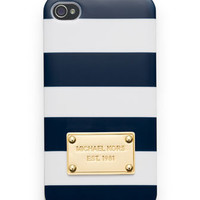 MICHAEL Michael Kors  Striped iPhone5  Cover