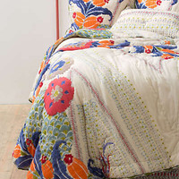 Anthropologie - Saray Quilt