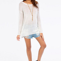 Sidney Basic Knit Sweater $33