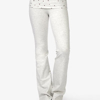 Metallic Heart Lounge Pants