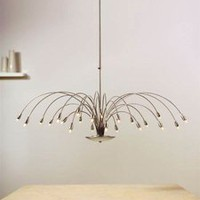LBL Lighting HS4824 - Zen 24 Modern / Contemporary Chandelier HS48-24