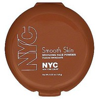 New York Color Face Powder, Bronzing, Smooth Skin, Sunny 720A, 0.33 oz (9.4 g)