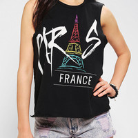 Altru Paris France Muscle Tee