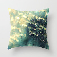 So Many Wishes Throw Pillow by RDelean