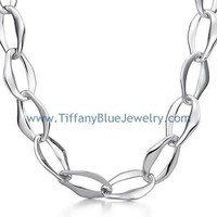 Find The Last Cheap Tiffany & Co Elas Peretti Aegean Necklace In Tiffanybluejewelry.com
