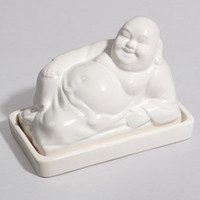 Gama-Go Buddha Butter Dish | Shop Great Kitchen Gifts Now | fredflare.com