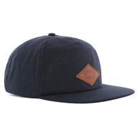 Brixton Wharf Cap - Navy at Urban Industry