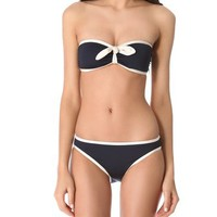 Marc by Marc Jacobs Woodward Solids Bandeau Bikini Top | SHOPBOP Save 20% with Code WEAREFAMILY13