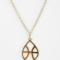 Urban Outfitters - Kris Nations Zodiac Necklace