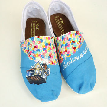 Disney Up Inspired TOMS