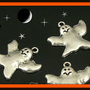 Ghost Charms ( 4 Pack) LOW SHIPPING