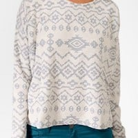 Southwest Pattern Top | FOREVER 21 - 2031585442