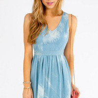 Trading Sam Skater Dress $36