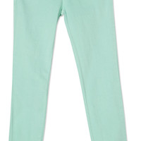 COLOURED JEGGINGS - NEW PRODUCTS - WOMAN -  United Kingdom
