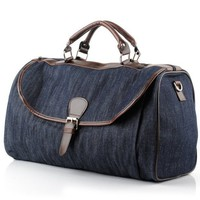 Best navy carryall duffle bags