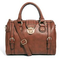 New Look Rachel Bowler Bag at asos.com