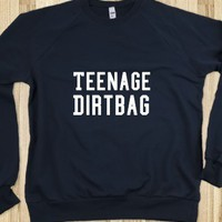 Teenage Dirtbag - Risky Business. - Skreened T-shirts, Organic Shirts, Hoodies, Kids Tees, Baby One-Pieces and Tote Bags