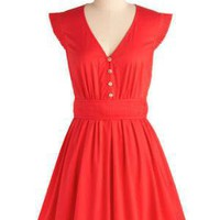That's Amore Dress | Mod Retro Vintage Dresses | ModCloth.com