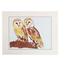 Owl Be Your Friend Print | Mod Retro Vintage Wall Decor | ModCloth.com