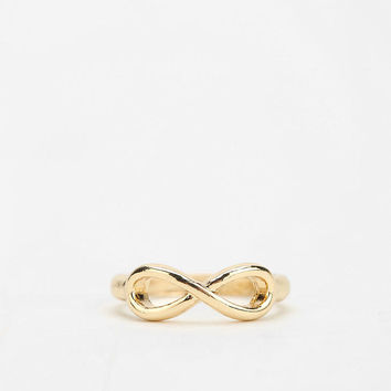 Urban Outfitters - Infinity Midi Ring