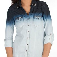 Buffalo Ombre Shirt - Women&#x27;s Shirts/Tops | Buckle