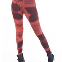 90'S Tie Dye  Leggings by Youreyeslie.com Online store> Shop the collection