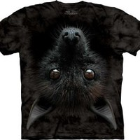 Bat Head Tshirt - The Mountain - Bat Shirt