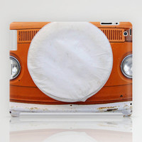 VW Lover iPad Case by Irène Sneddon