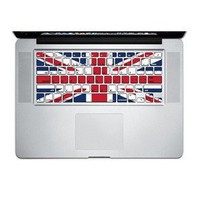 Uk Flag Keyboard Sticker Mac Decal Mac Book Pro 13 Inch: Computers & Accessories
