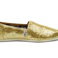 Gold Youth Glitters | TOMS.com