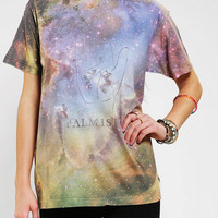 DOE Palmistry Galaxy Sublimated Tunic