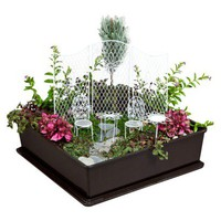Al Fresco Fairy Garden Set